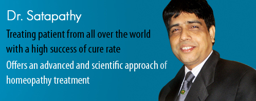 About Dr. Satapathy