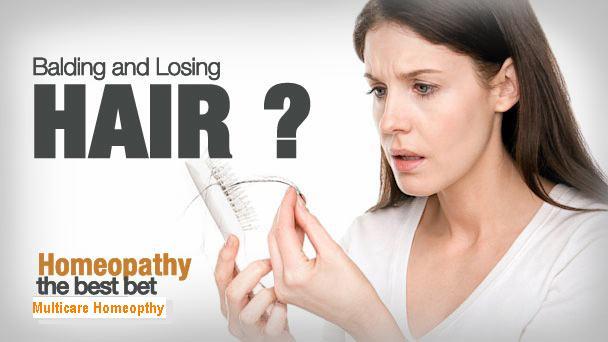 6 Best Homeopathic Medicines for HAIR LOSS, DANDRUFF, SPLIT