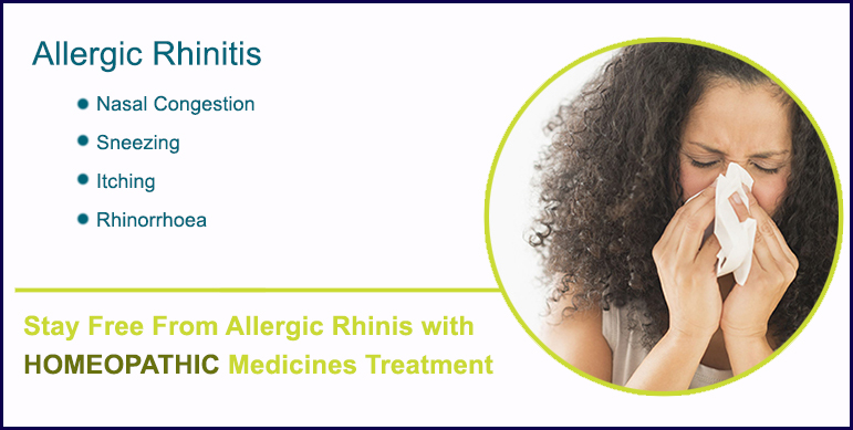6 Best Homeopathic Medicines for Allergic Rhinitis Treatment