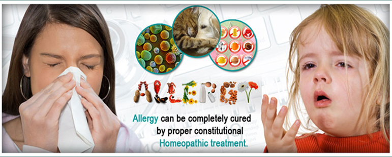 homeopathy treatment for allergy